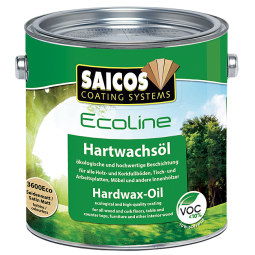 Tvrdý voskový olej - Ecoline