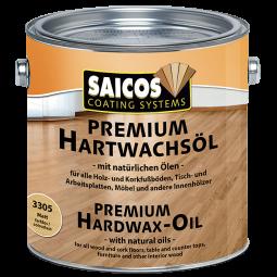 Tvrdý voskový olej - PREMIUM